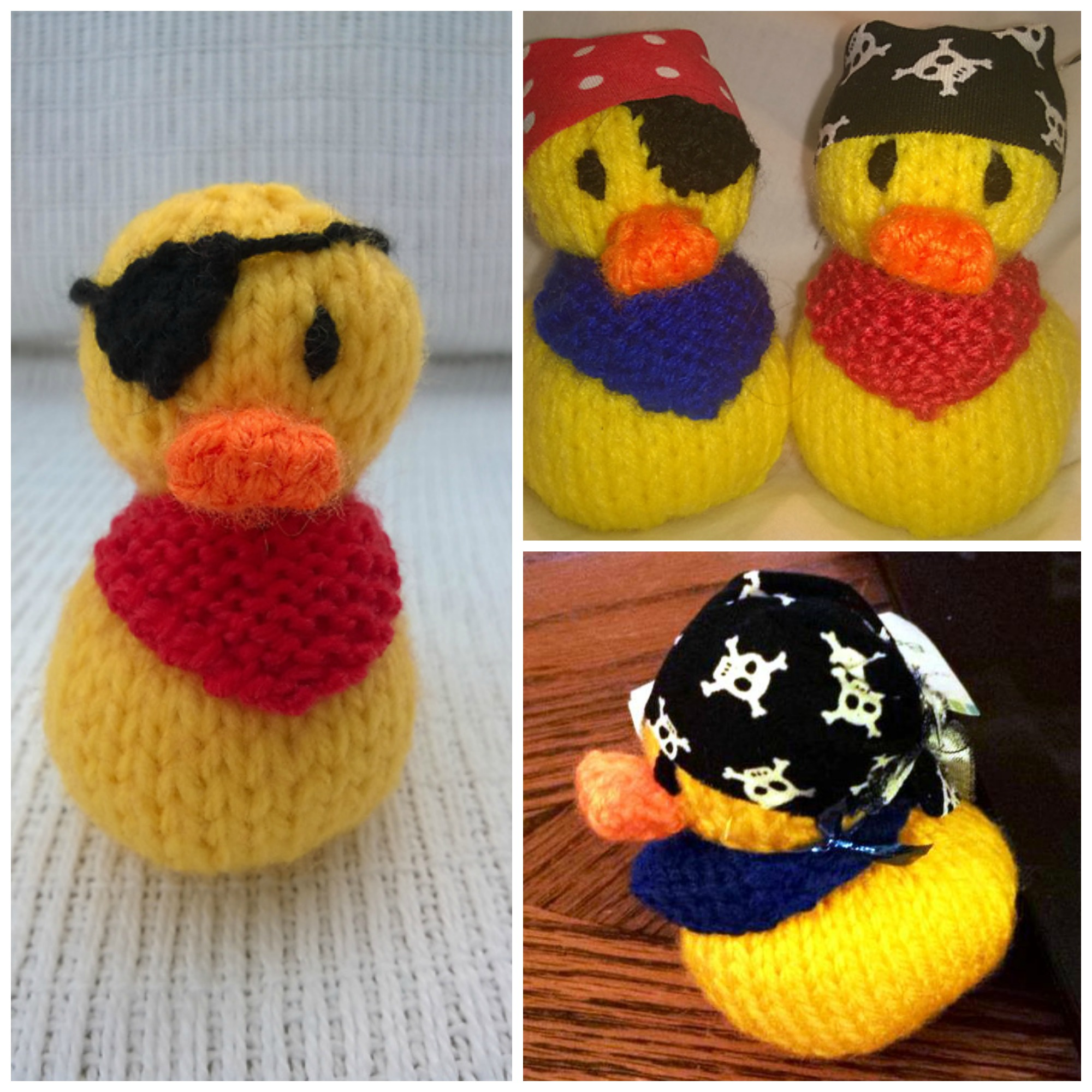 Pirate ducks found in geocaches worldwide